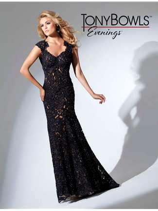 Tony Bowls Evenings Special Occasion Dress Style TBE11568 | House of Brides