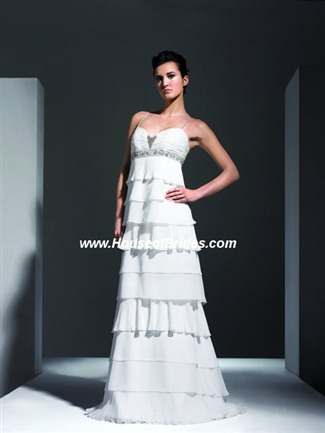 The Private Collection Couture Bridal Gown - P801 (The Private Collection Bridal Gowns)