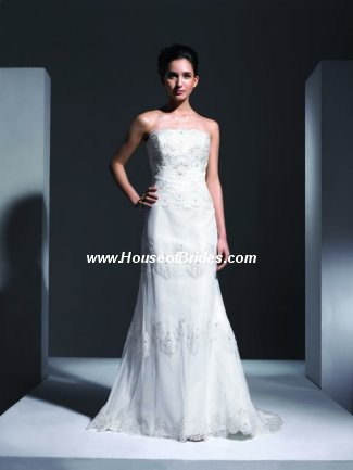 The Private Collection Couture Bridal Gown - P803 (The Private Collection Bridal Gowns)