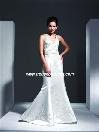 The Private Collection Couture Bridal Gown - P805 (The Private Collection Bridal Gowns)