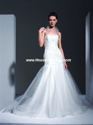 The Private Collection Couture Bridal Gown - P807 (The Private Collection Bridal Gowns)