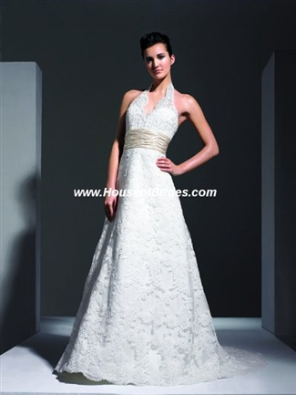 The Private Collection Couture Bridal Gown - P809 (The Private Collection Bridal Gowns)