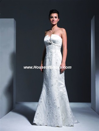 The Private Collection Couture Wedding Dress - P824