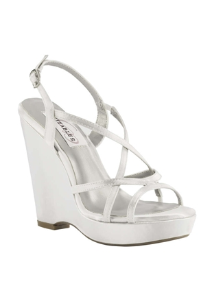 Dyeables Shoes Style Dee White | House of Brides