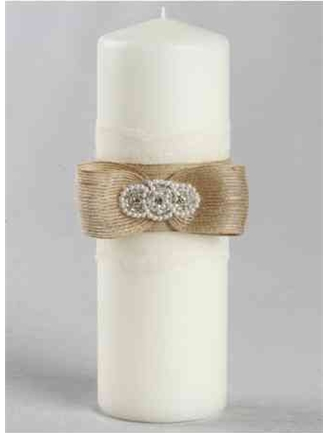 Ivy Lane Designs Unity Candle Style Savannah A01265UC | House of Brides