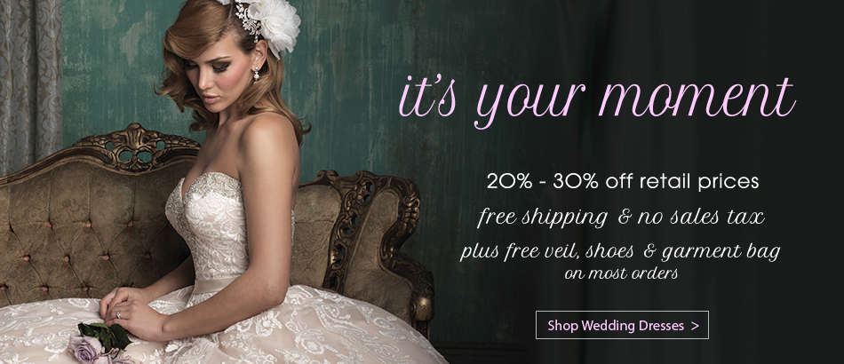 Wedding Dresses at House of Brides