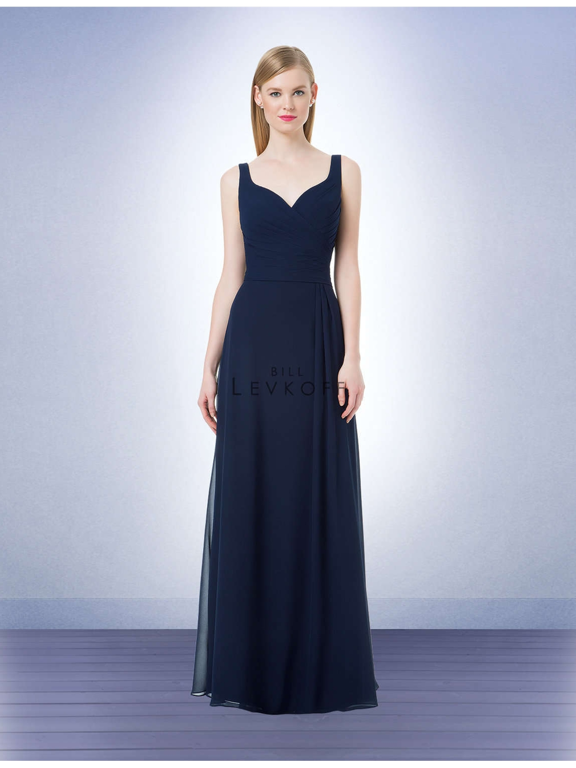Bill levkoff bridesmaid dress style 1213 house of brides select color ombrellifo Gallery