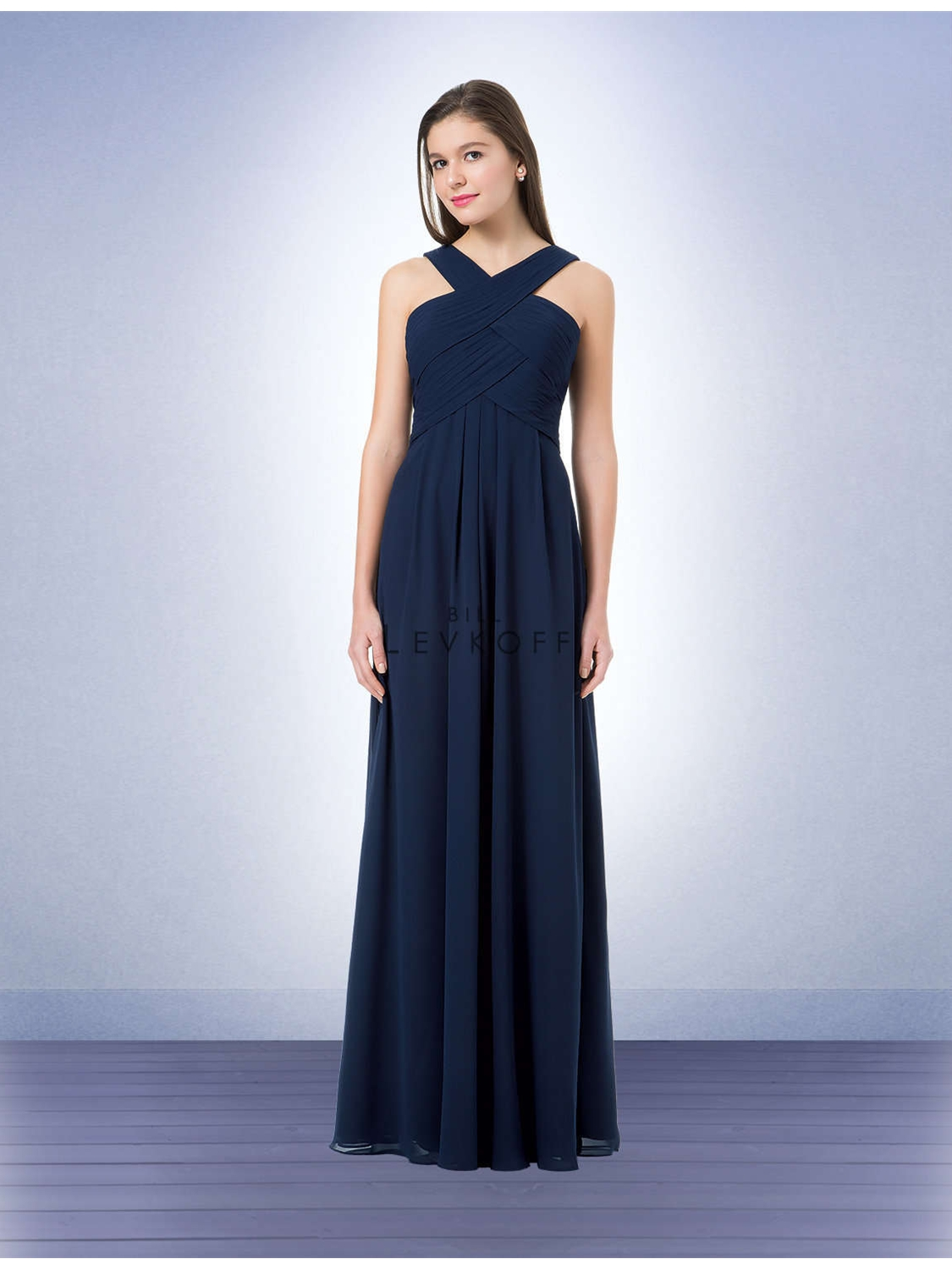 Bill levkoff bridesmaid dress style 1218 house of brides select color ombrellifo Images