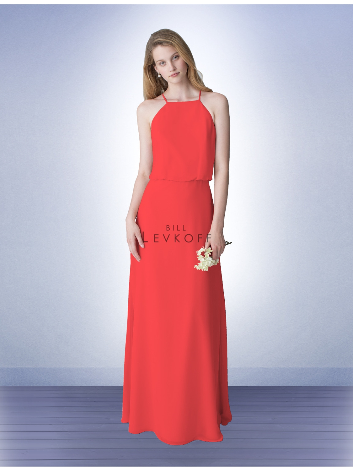 Bill levkoff bridesmaid dress style 1265 house of brides ombrellifo Image collections