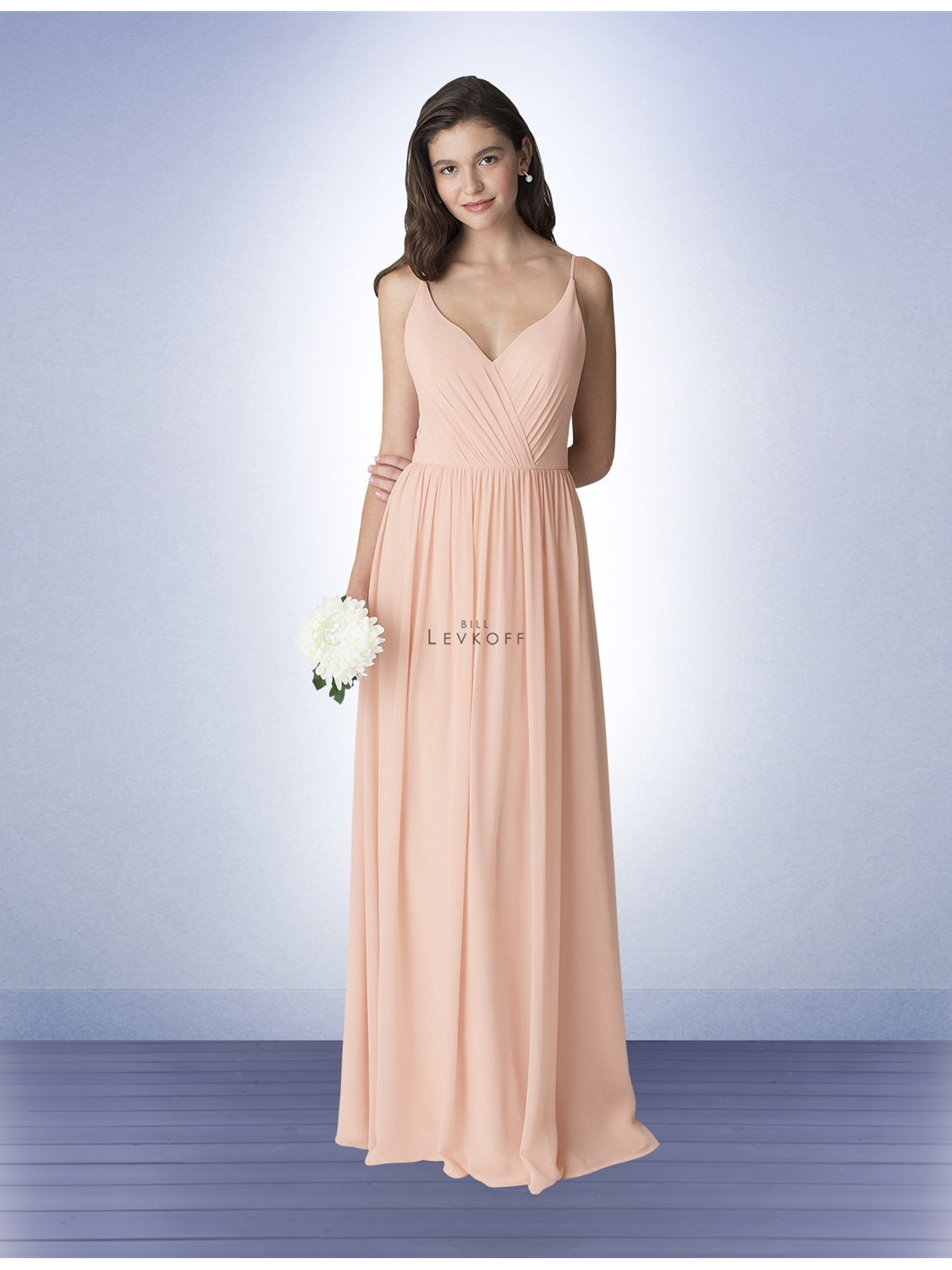 Bill levkoff bridesmaid dress style 1273 house of brides select color ombrellifo Gallery