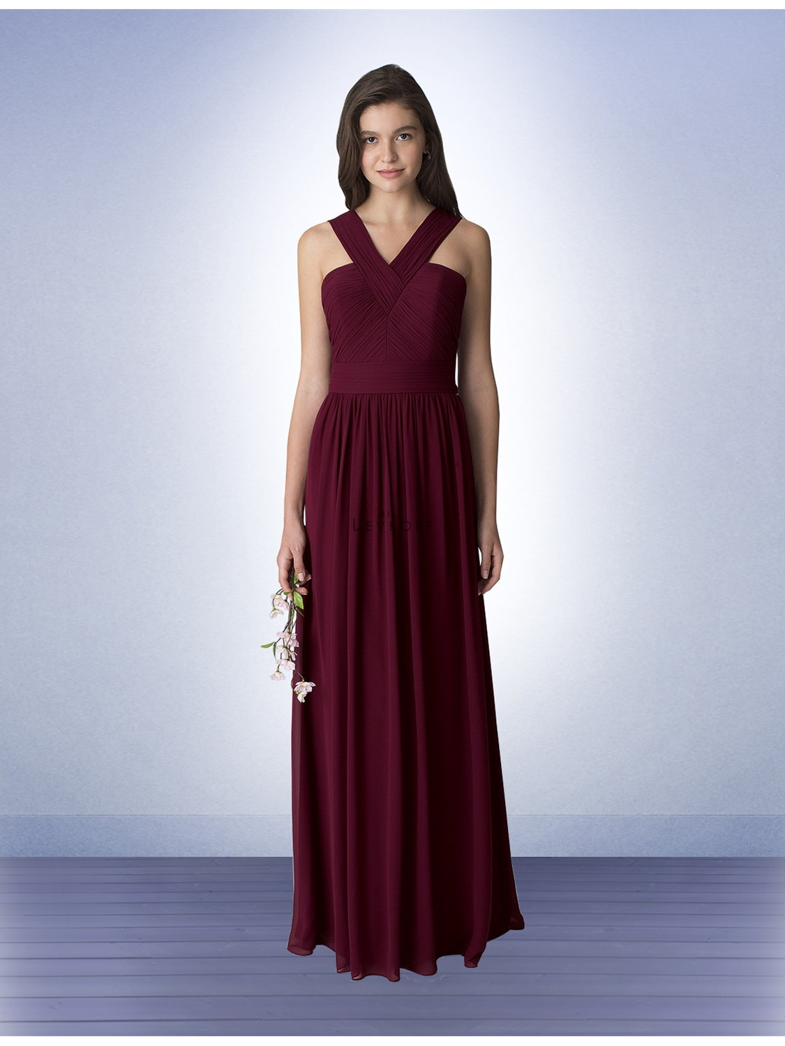 Bill levkoff bridesmaid dress style 1276 house of brides select color ombrellifo Images