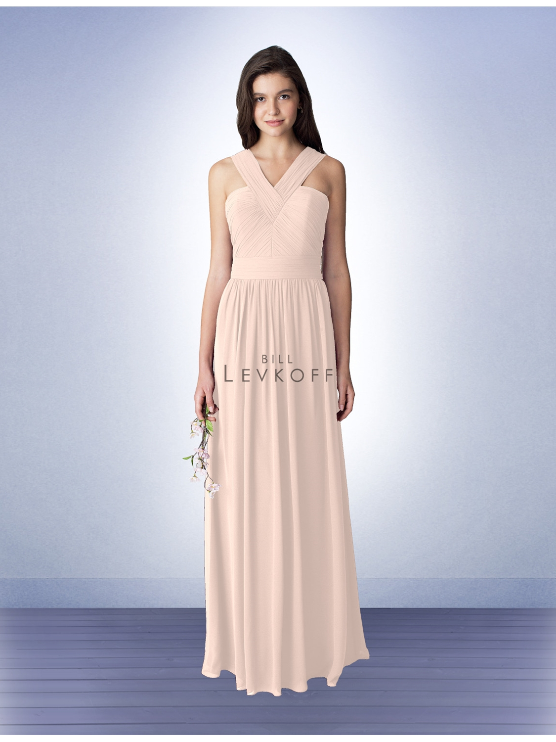 Bill levkoff bridesmaid dress style 1276 house of brides ombrellifo Gallery