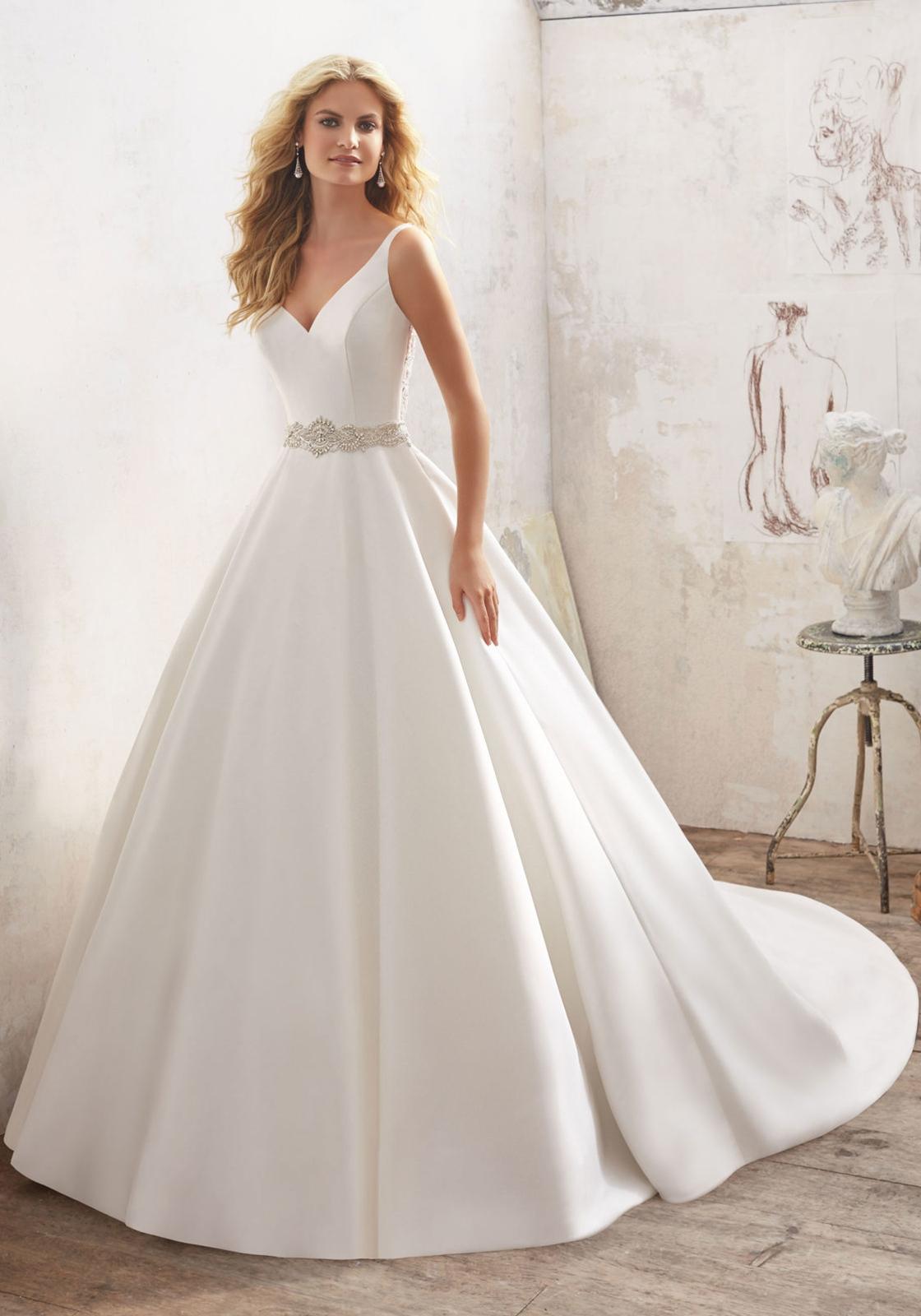 Mori Lee Wedding Dresses Wedding Dress Style 8123/Maribella ...