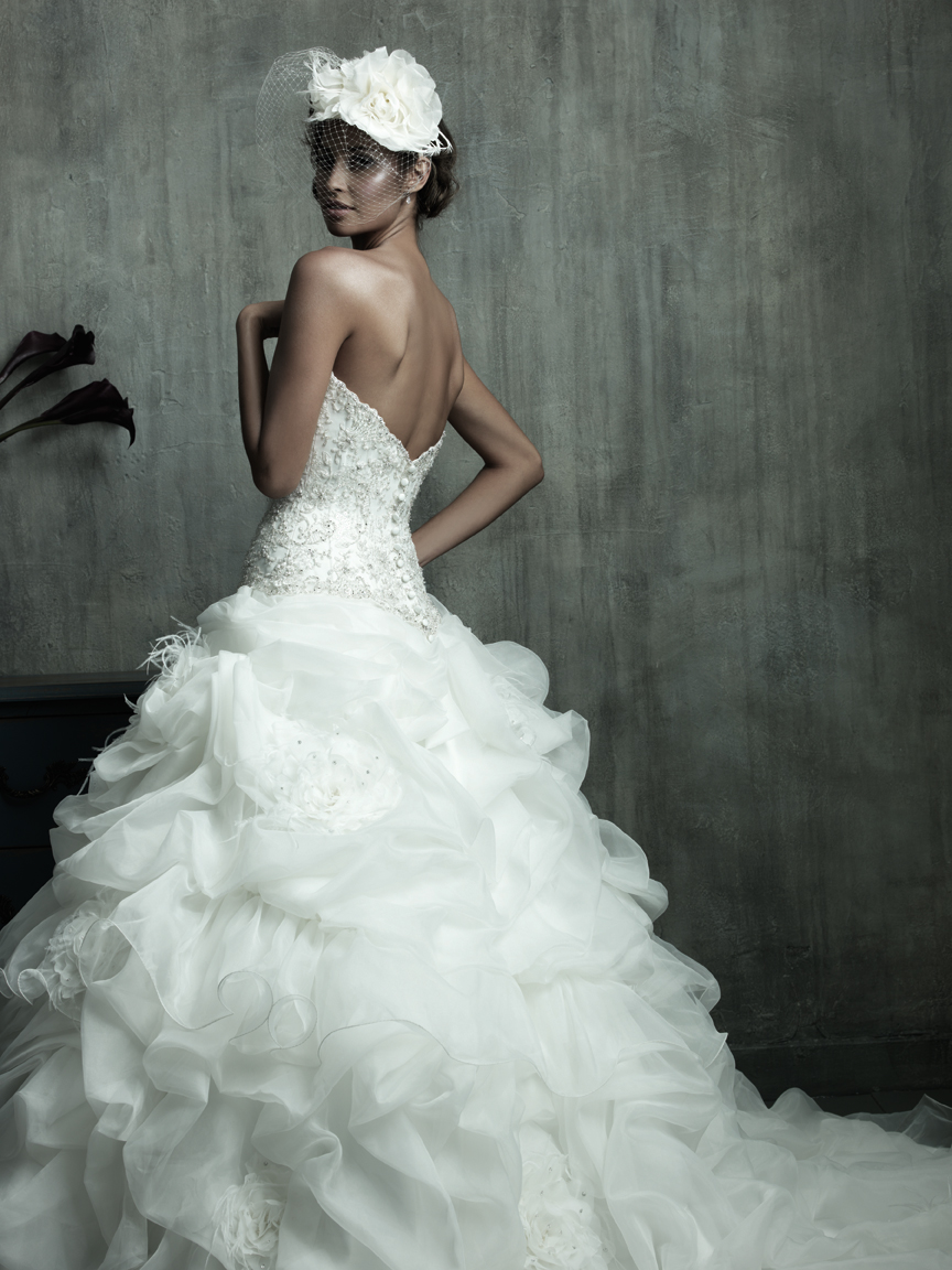 Allure Couture Wedding Dress Style C170 House of Brides