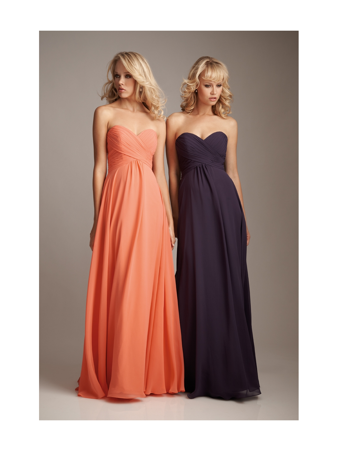Allure bridesmaids bridesmaid dress style 1221 house of brides select color ombrellifo Images