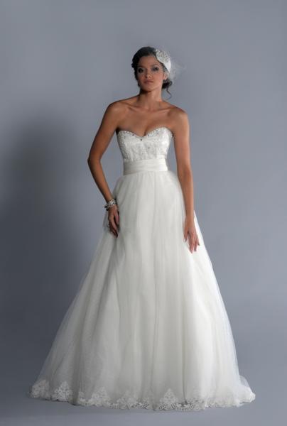 Lo Ve La by Liz Fields Wedding Dress Style 9101   House of Brides of Liz Fields Wedding Dresses