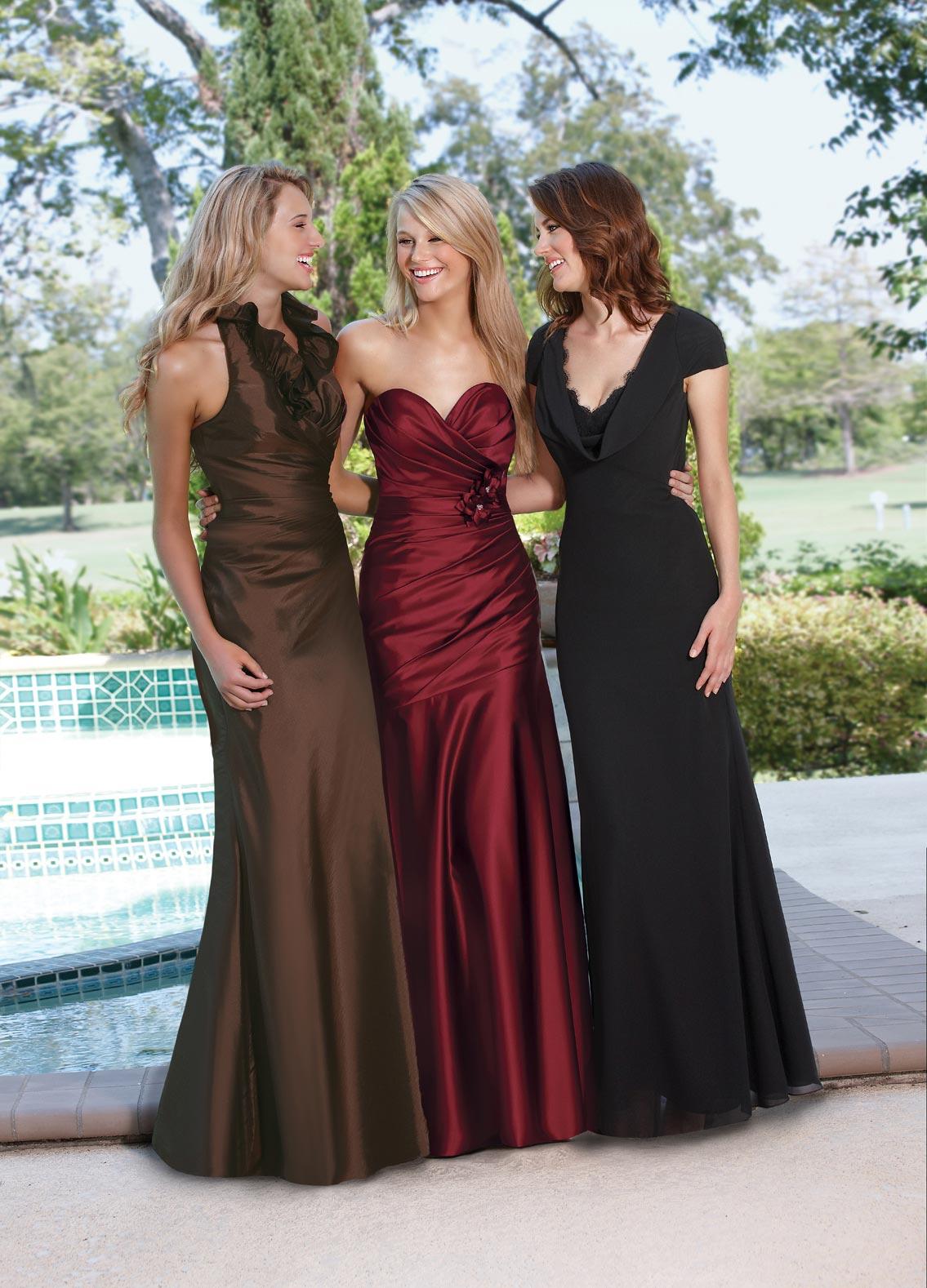 Impression Bridesmaid Dress Style 20076 | House of Brides