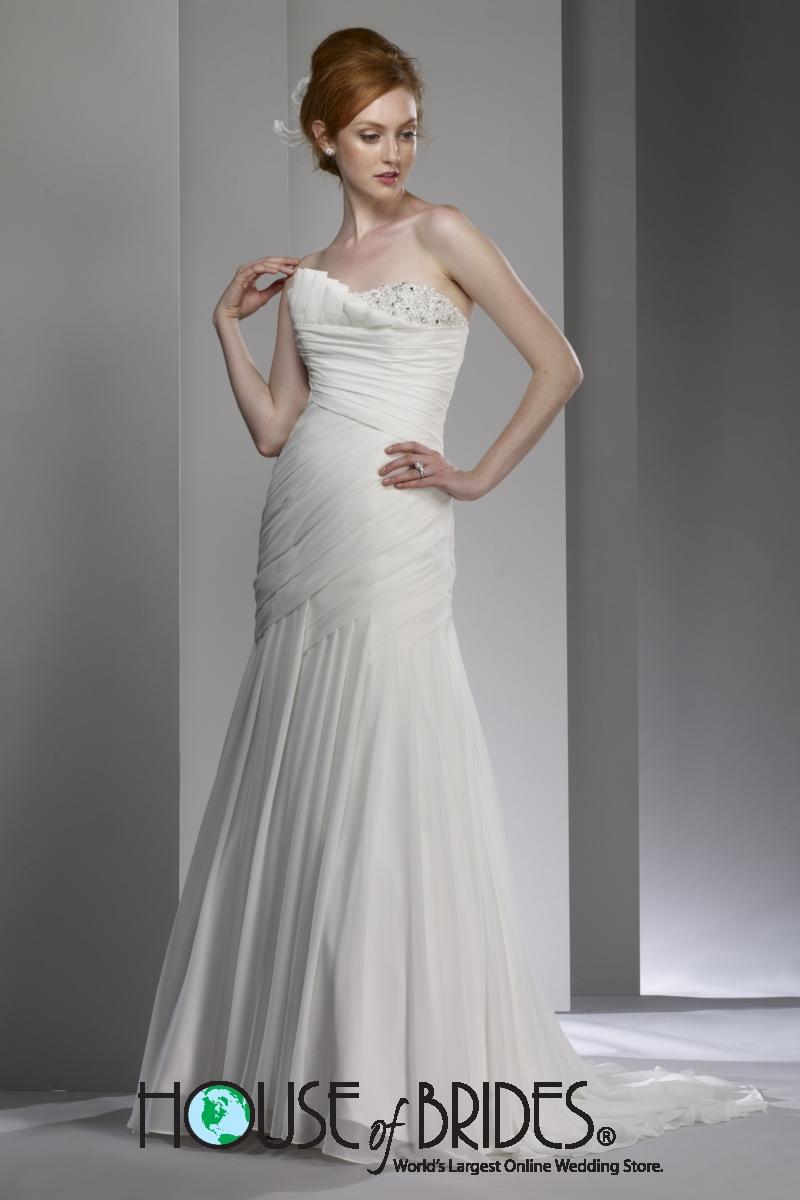 Lo Ve La by Liz Fields Wedding Dress Style 9602   House of Brides. Liz Fields Wedding Dresses. Home Design Ideas