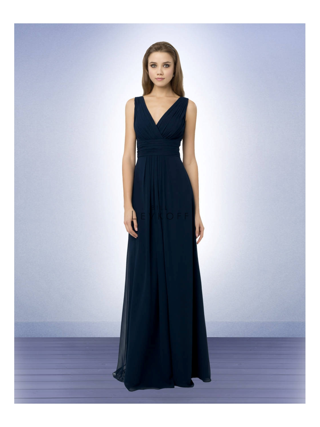 Bill levkoff bridesmaid dress style 768 house of brides select color ombrellifo Gallery