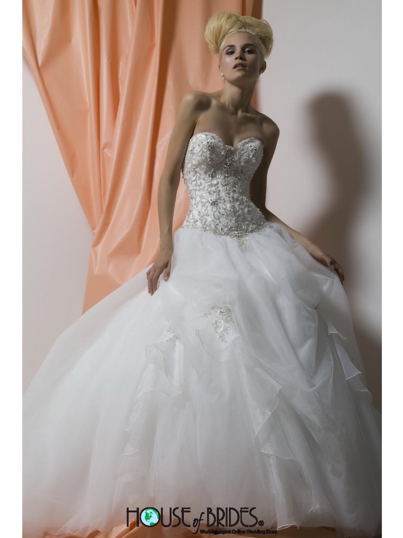 Lo Ve La by Liz Fields Wedding Dress Style 9227   House of Brides. Liz Fields Wedding Dresses. Home Design Ideas
