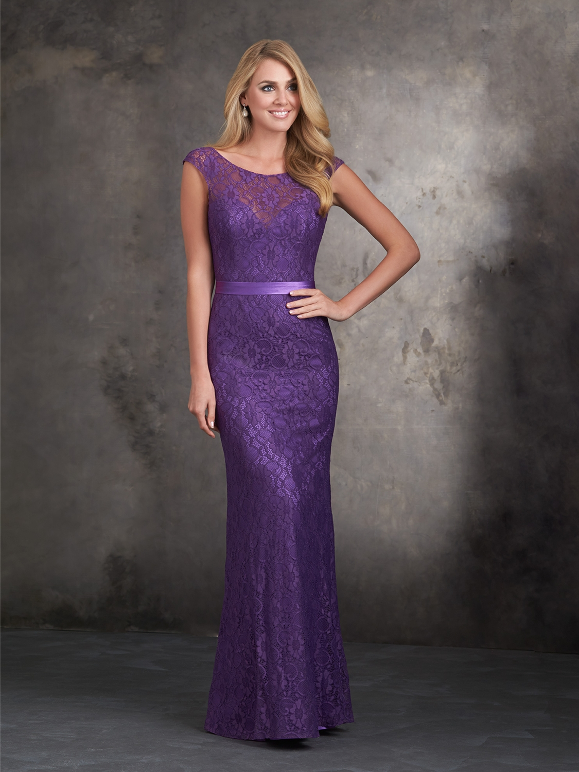 Allure bridesmaids bridesmaid dress style 1404 house of brides select color ombrellifo Images