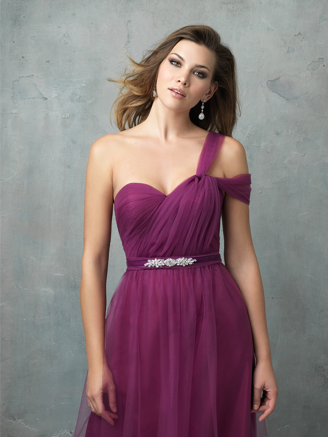 Allure bridesmaids bridesmaid dress style 1431 house of brides junglespirit Gallery