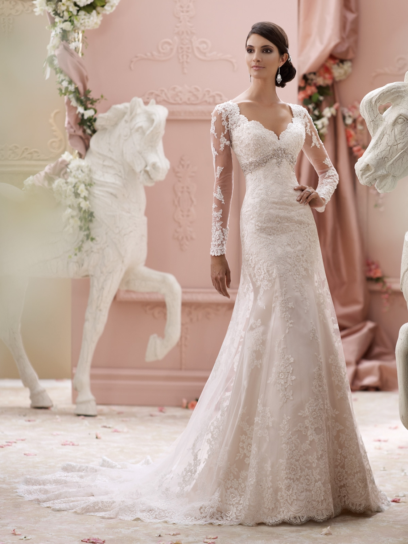 Select Color David Tutera for Mon Cheri Wedding Dress Style 115240   House of  . Mon Cheri Wedding Dresses. Home Design Ideas