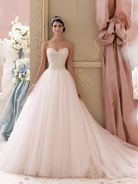 Select Color David Tutera for Mon Cheri Wedding Dress Style 115250   House of  . Mon Cheri Wedding Dresses. Home Design Ideas