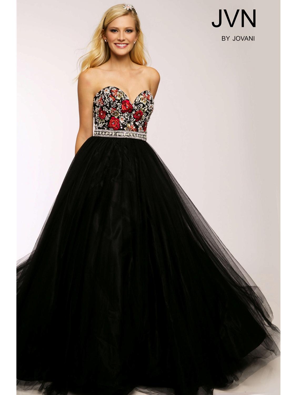 JVN by Jovani Prom Dress Style JVN24350 | House of Brides
