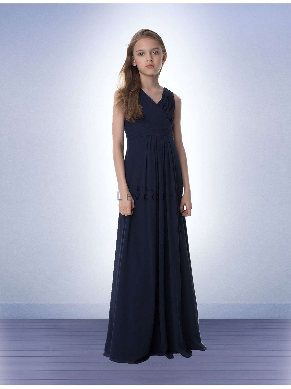 Bill levkoff junior bridesmaid dress style 15402 house of brides select color ombrellifo Images