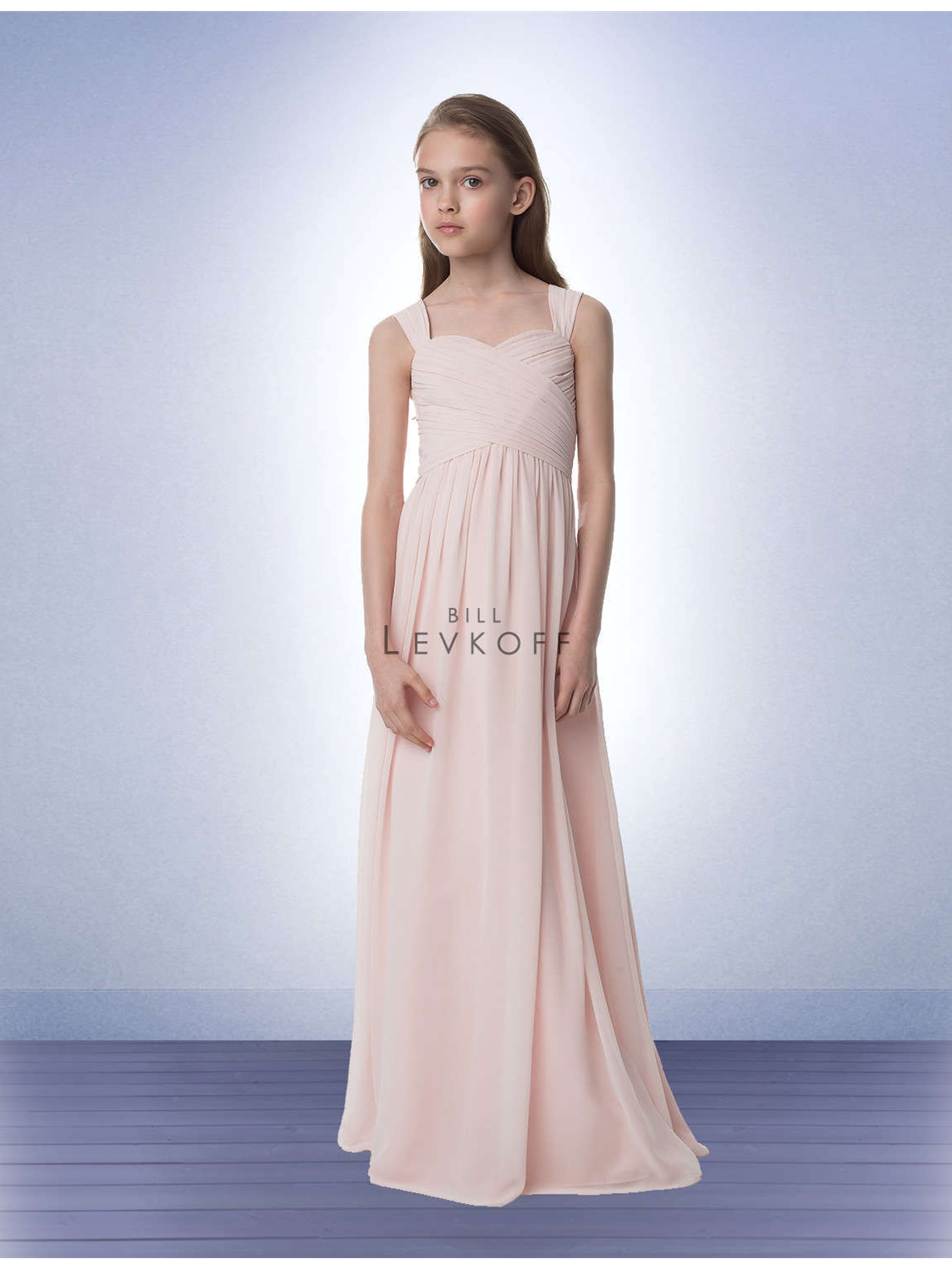 Bill levkoff junior bridesmaid dress style 16502 house of brides select color ombrellifo Images