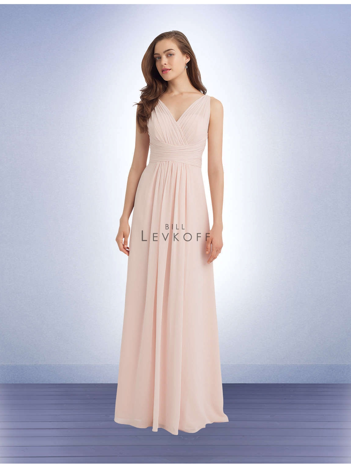 Bill levkoff bridesmaid dress style 1115 house of brides select color ombrellifo Images