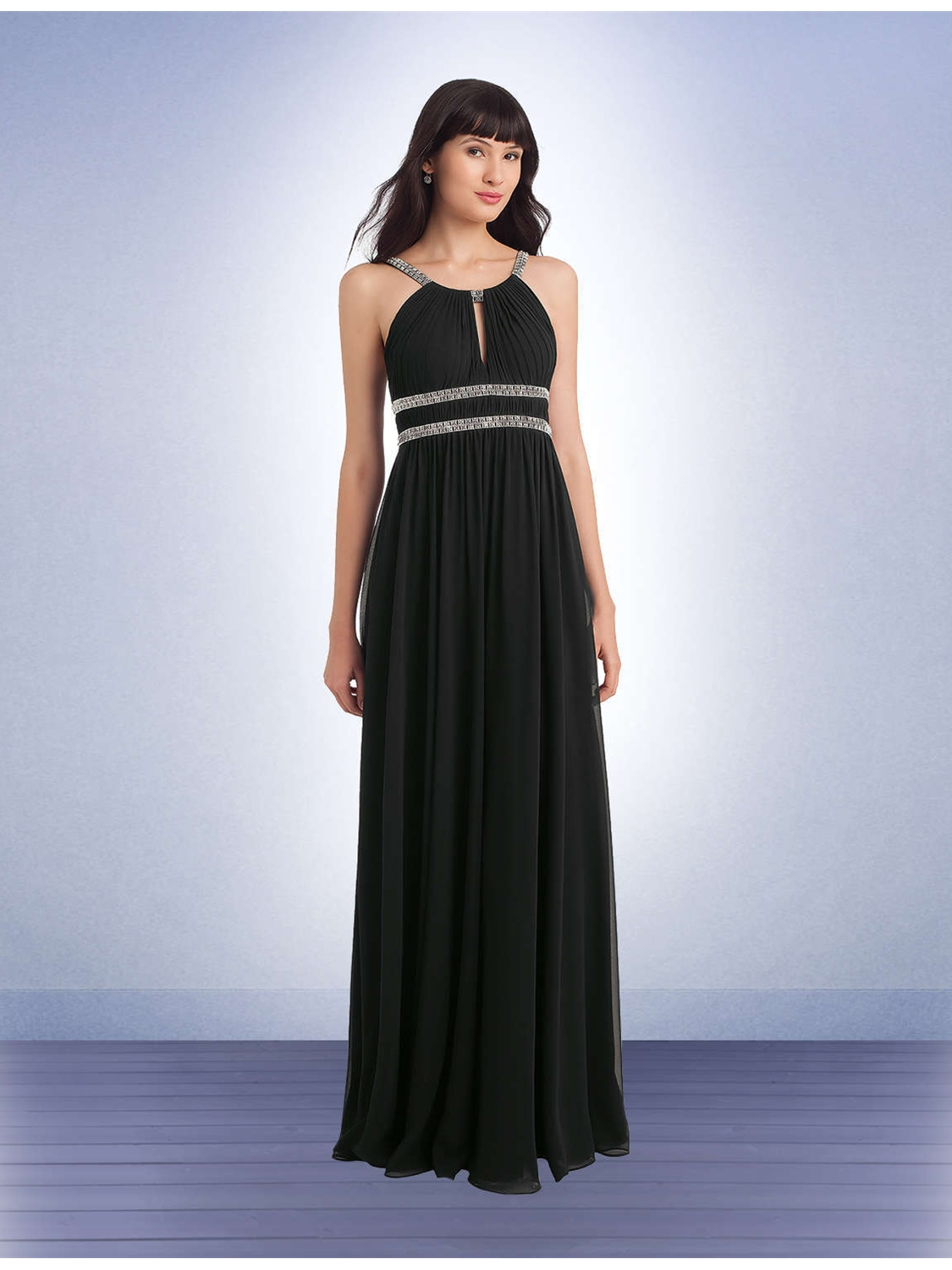 Bill levkoff bridesmaid dress style 1136 house of brides select color ombrellifo Choice Image