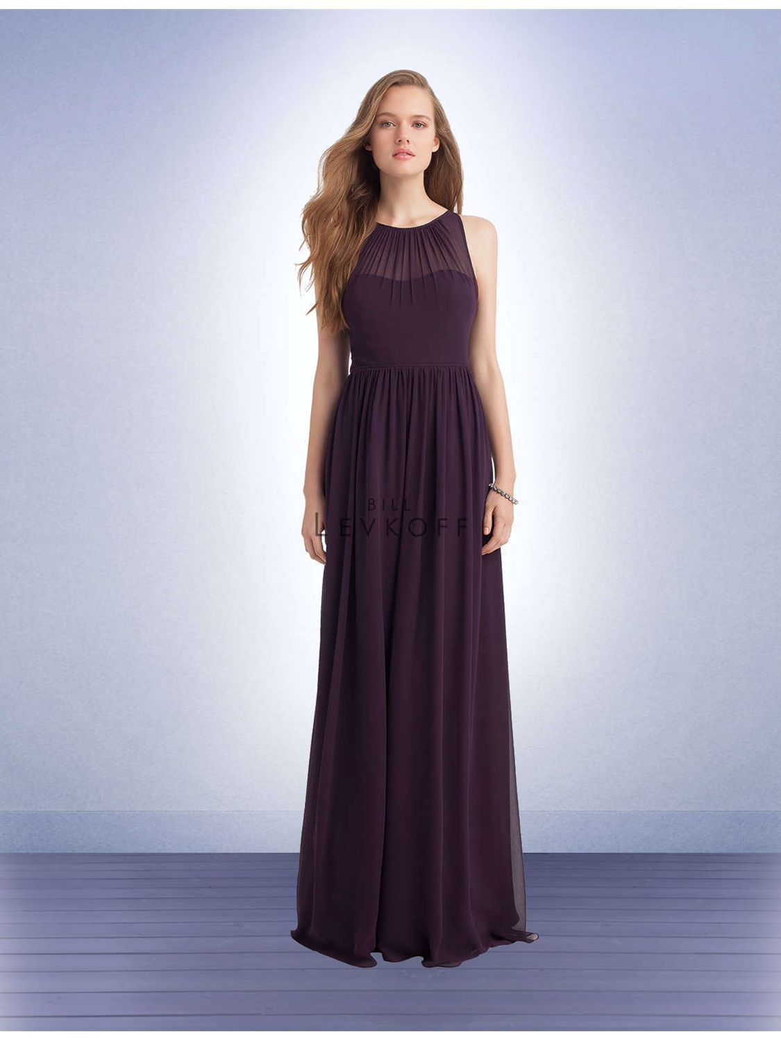 Bill levkoff bridesmaid dress style 1147 house of brides select color ombrellifo Gallery