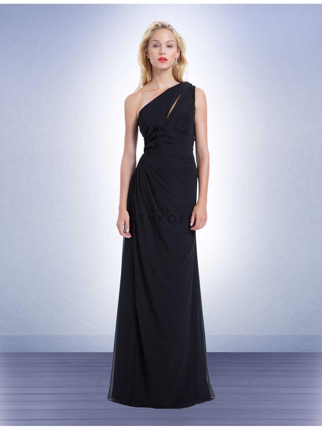 Bill levkoff bridesmaid dress style 1178 house of brides select color ombrellifo Gallery