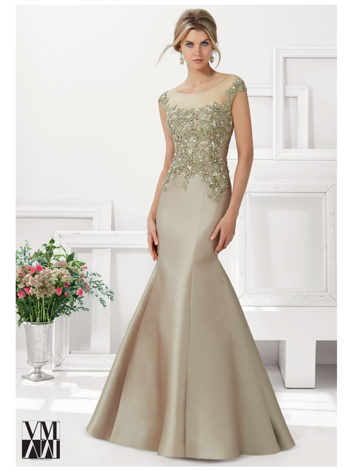 Vm collection by mori lee special occasion dress style 71102 house of brides
