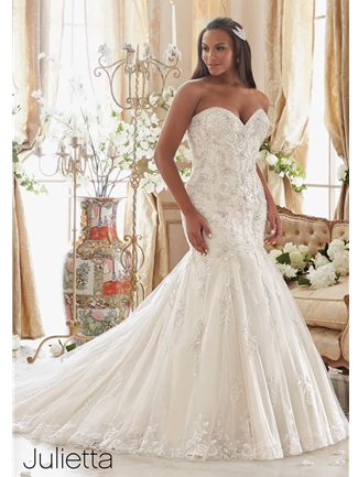 Mermaid Style Wedding Dresses | Mermaid Bridal Gowns | House of Brides