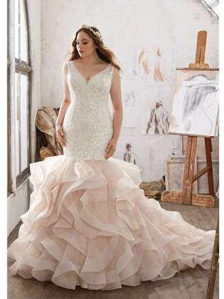 House of brides plus size wedding dresses gowns online junglespirit Gallery