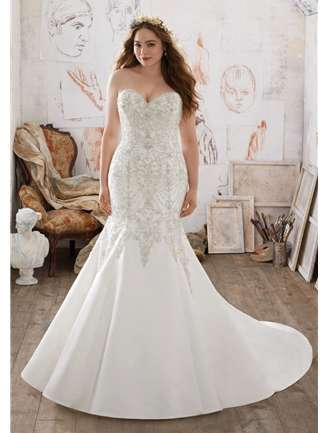 House of brides plus size wedding dresses gowns online plus size bridal gowns online junglespirit Gallery