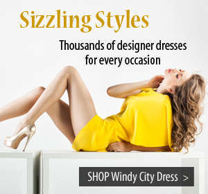 Windy City Dress