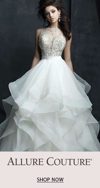 Allure Couture Bridal Gowns