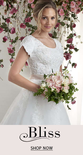 Bliss by Bonny Bridal Gowns