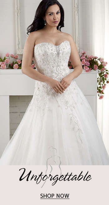 Unforgettable by Bonny Bridal Gowns