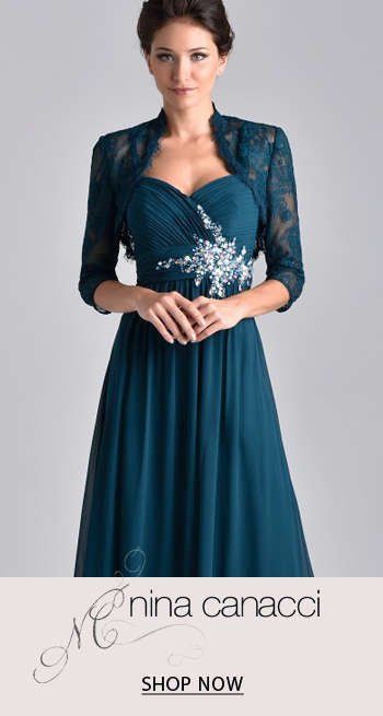 Nina Canacci Special Occasion and Prom Dresses