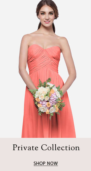 Private Collection Bridesmaid Dresses