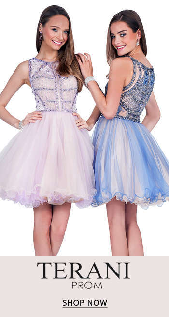 Terani Special Occasion and Prom Dresses