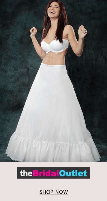 The Bridal Outlet Slips and Petticoats