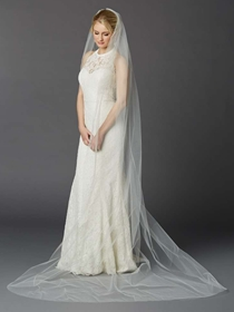 Mariell Veil Style 4433V-108-I | House of Brides