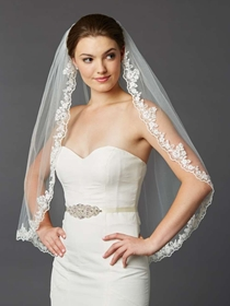 Mariell Veil Style 4418V-I | House of Brides