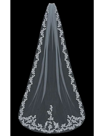 En Vogue Bridal Accessories Veils Style V1597C | House of Brides